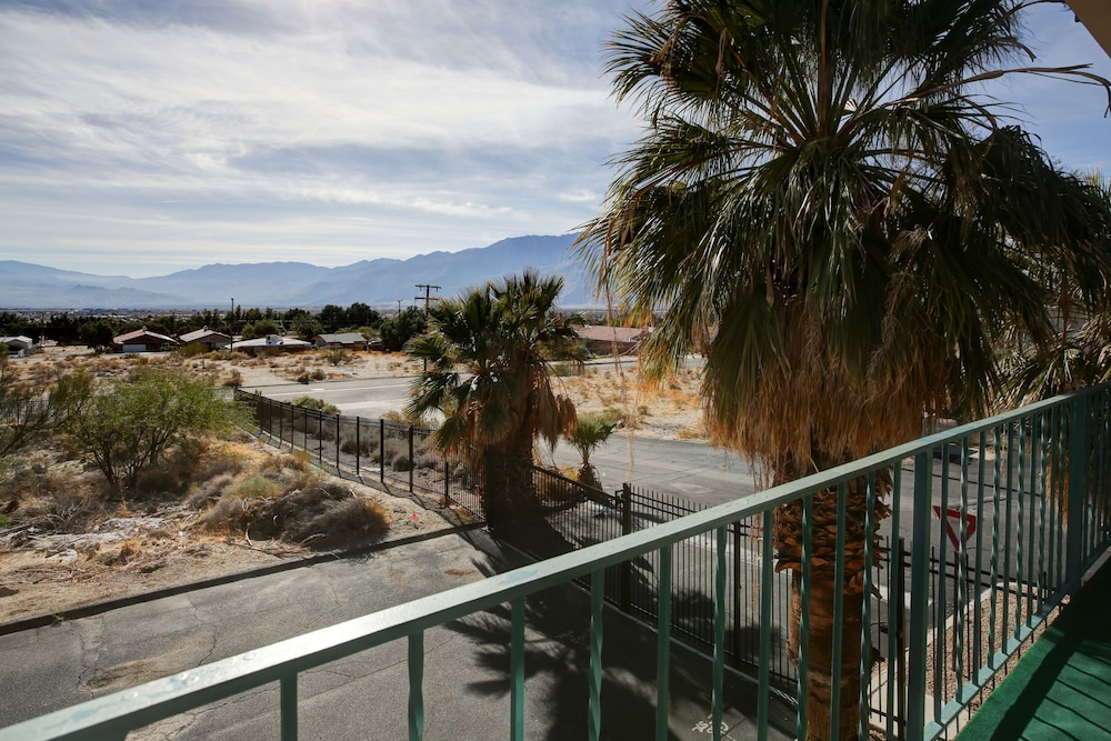 View from Property, Desert Hot Springs Spa Hotel