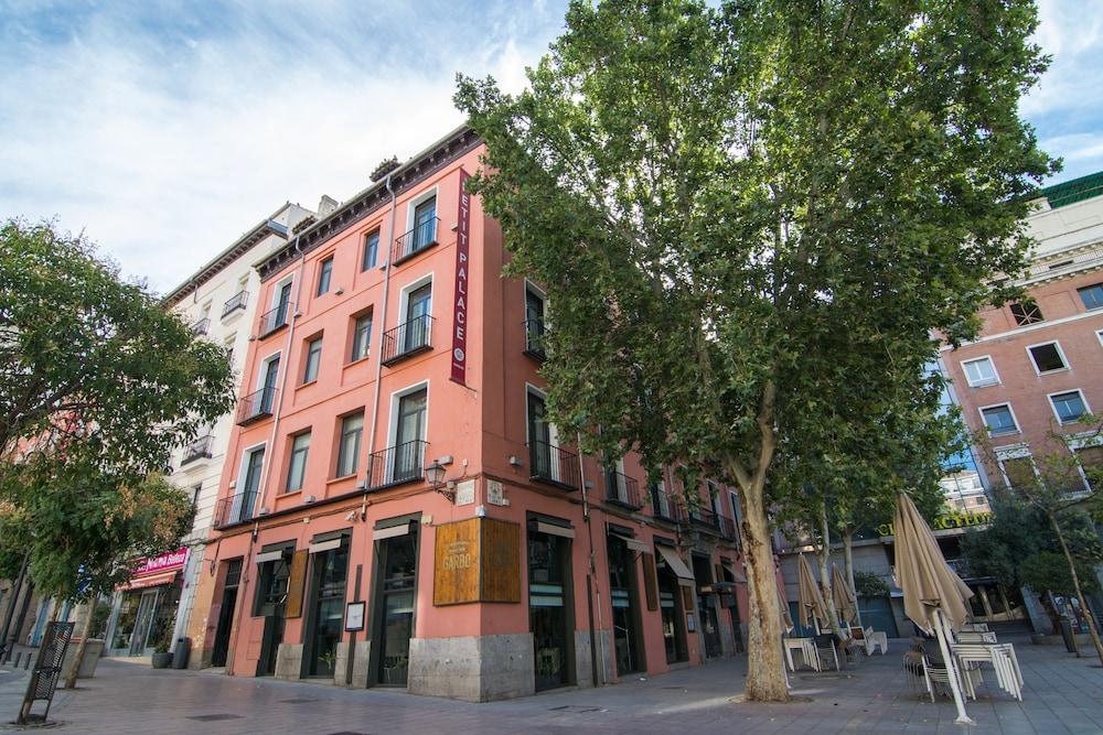 Book Hotel Petit Palace Plaza Del Carmen Madrid Hotel Deals