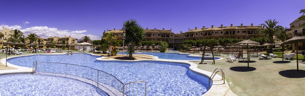 Outdoor Pool, Albir Garden Resort