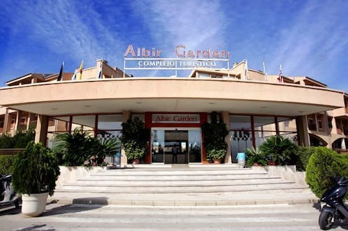 Front of Property, Albir Garden Resort