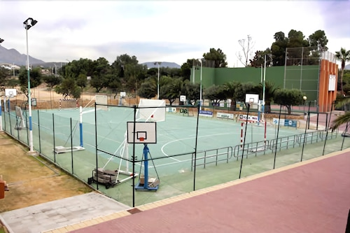 Basketball Court, Albir Garden Resort