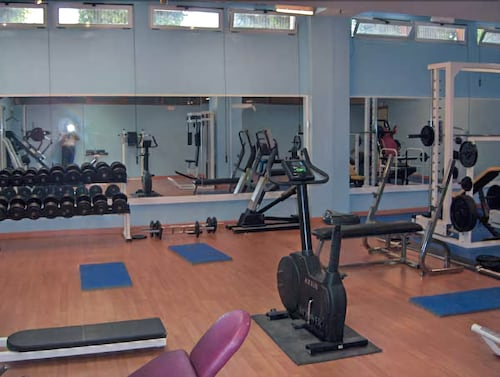 Gym, Albir Garden Resort