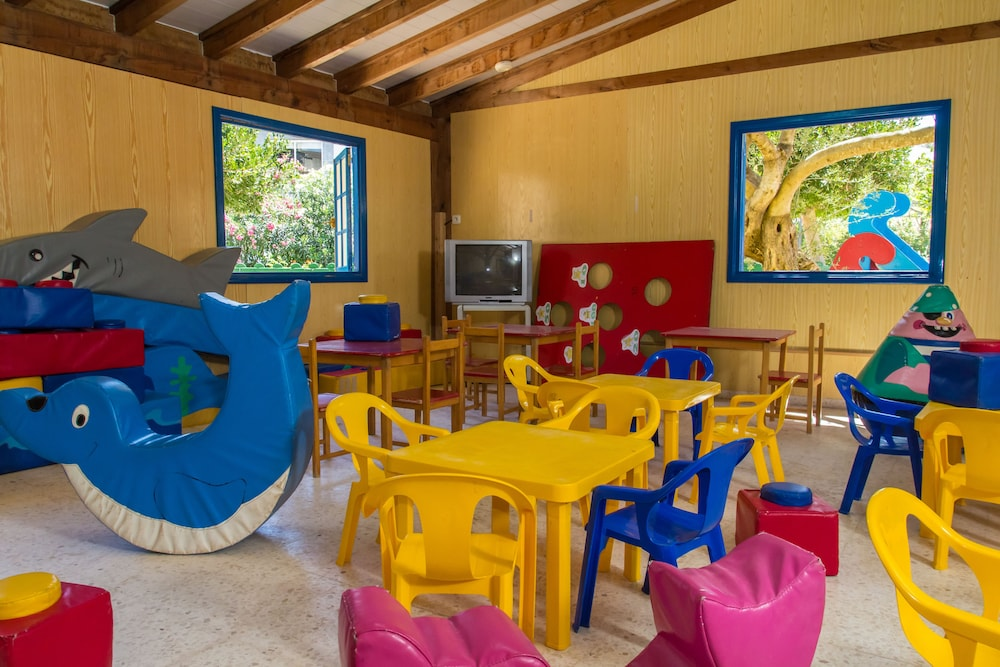 Children's Play Area - Indoor, Albir Garden Resort