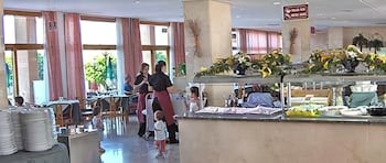 Buffet, Albir Garden Resort