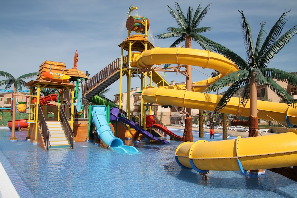 Water Park, Albir Garden Resort