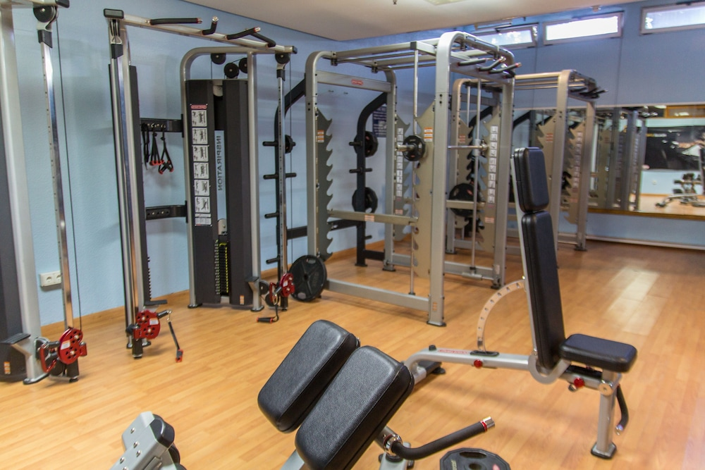 Fitness Facility, Albir Garden Resort