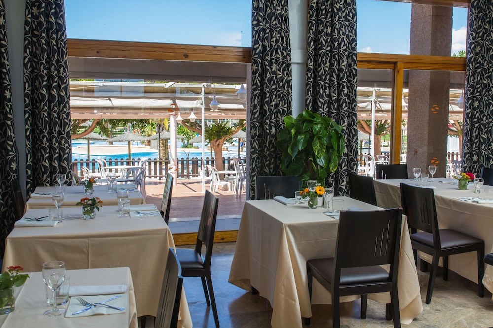 Restaurant, Albir Garden Resort