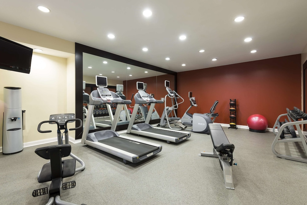Fitness Facility, Hilton Garden Inn Washington DC/Greenbelt