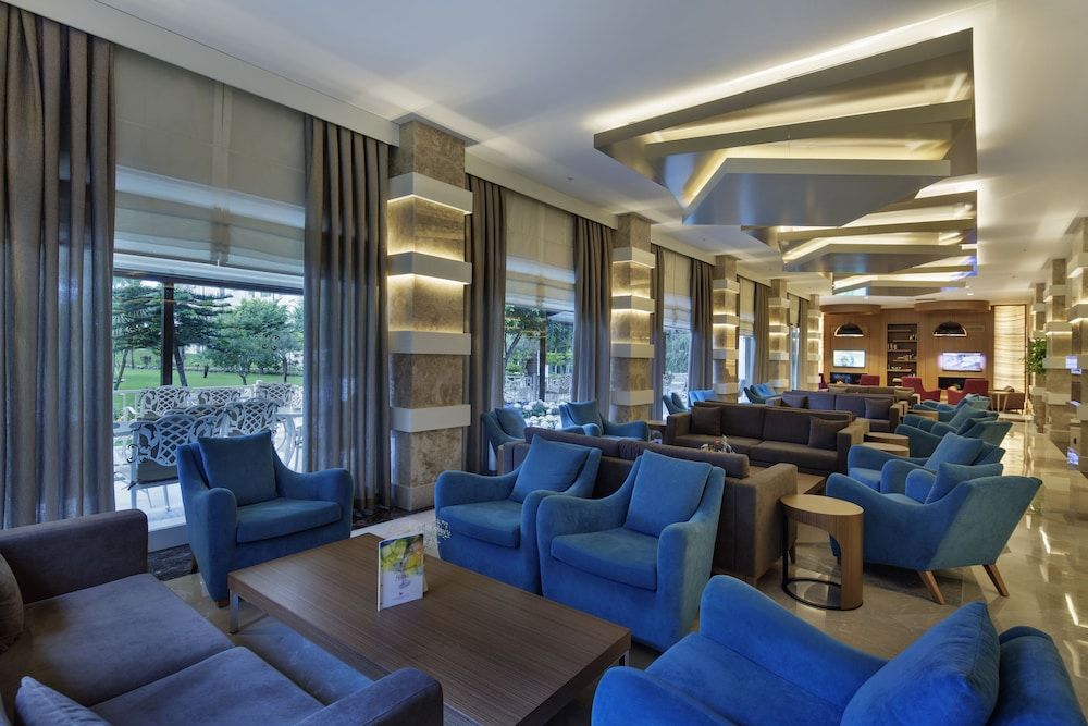 Lobby Sitting Area, Papillon Ayscha Resort & Spa - All Inclusive