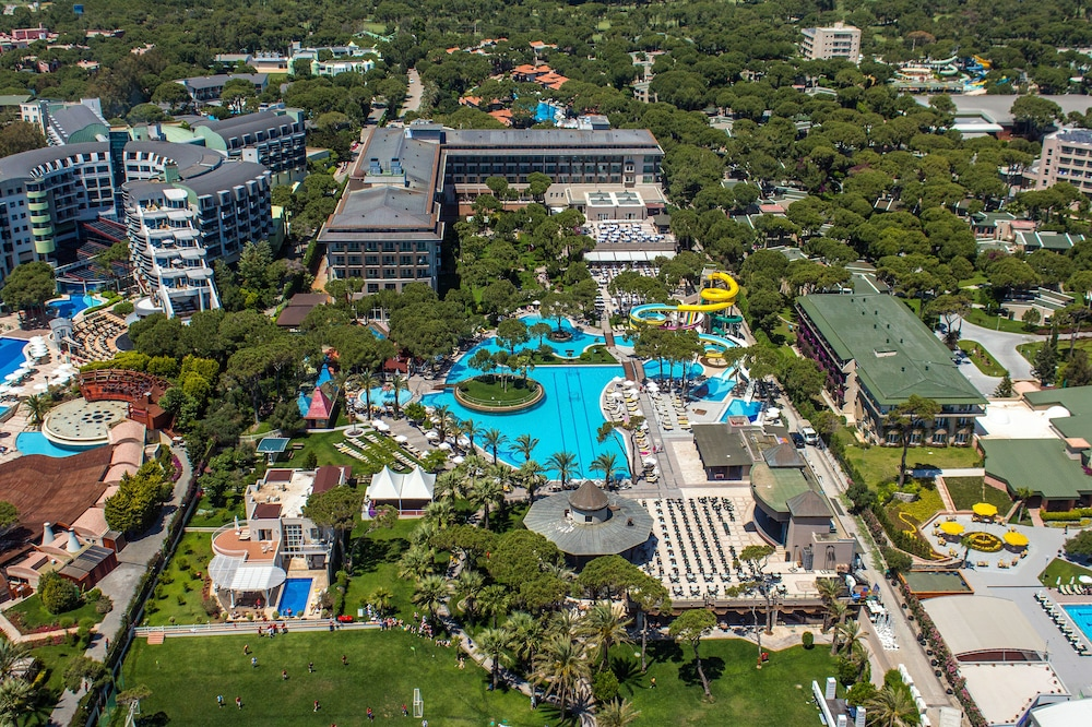 Aerial View, Papillon Ayscha Resort & Spa - All Inclusive
