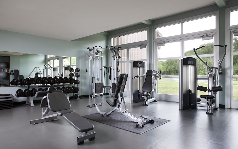 Fitness Facility, Hyatt Regency Lost Pines Resort and Spa