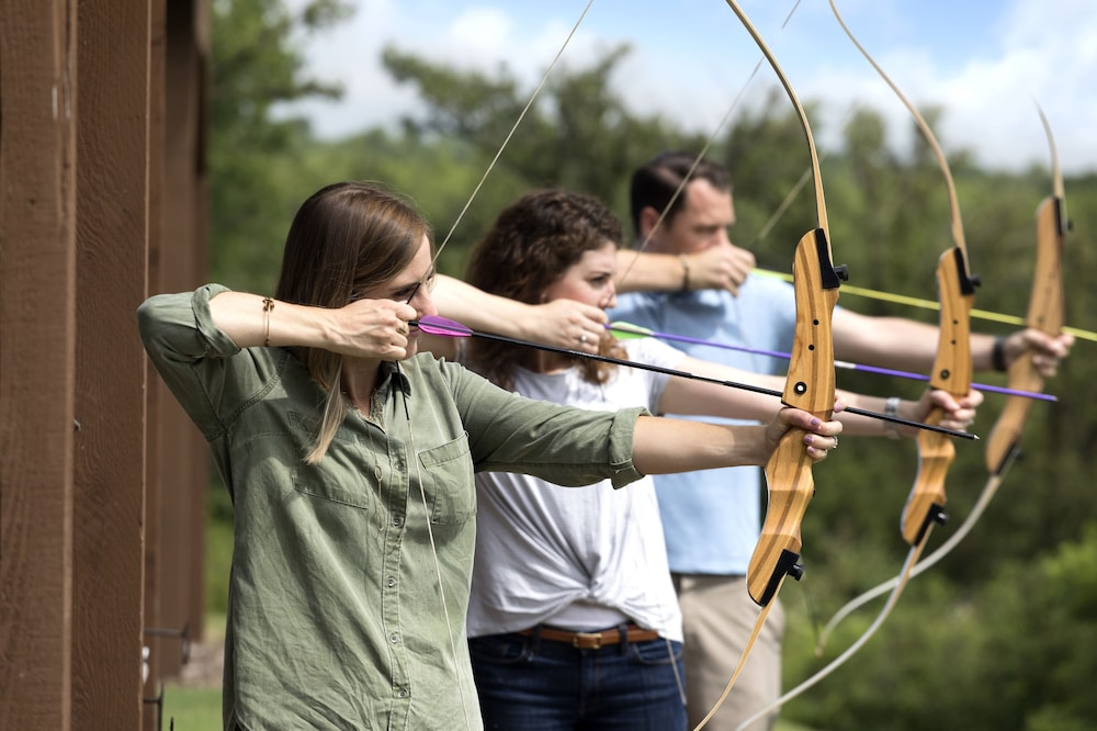 Archery, Hyatt Regency Lost Pines Resort and Spa