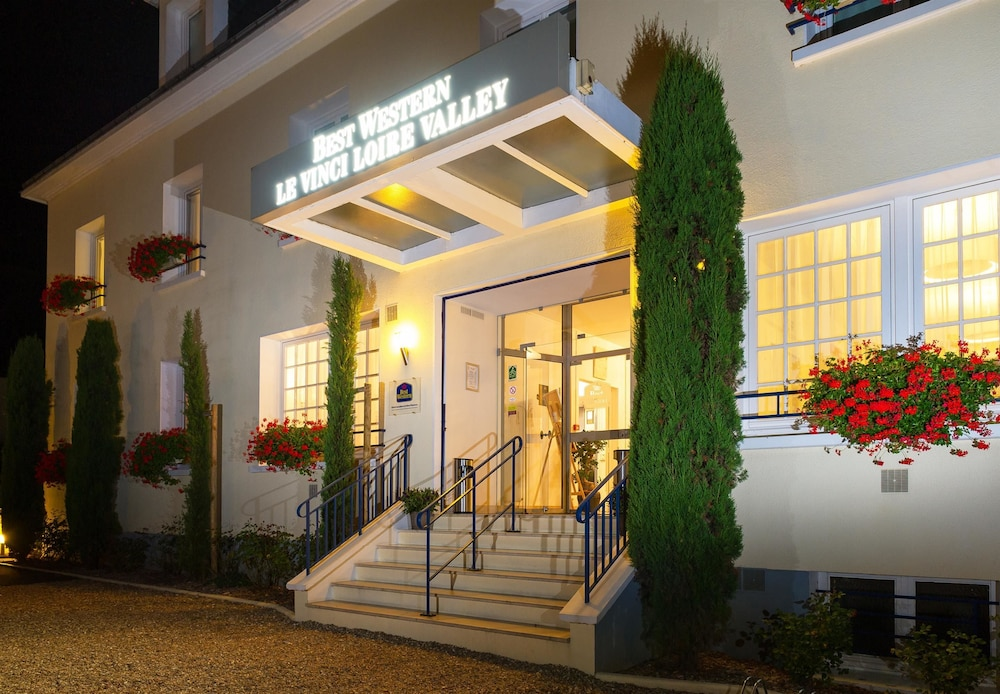 Best Western Le Vinci Loire Valley In Amboise Hotel Rates Reviews On Orbitz