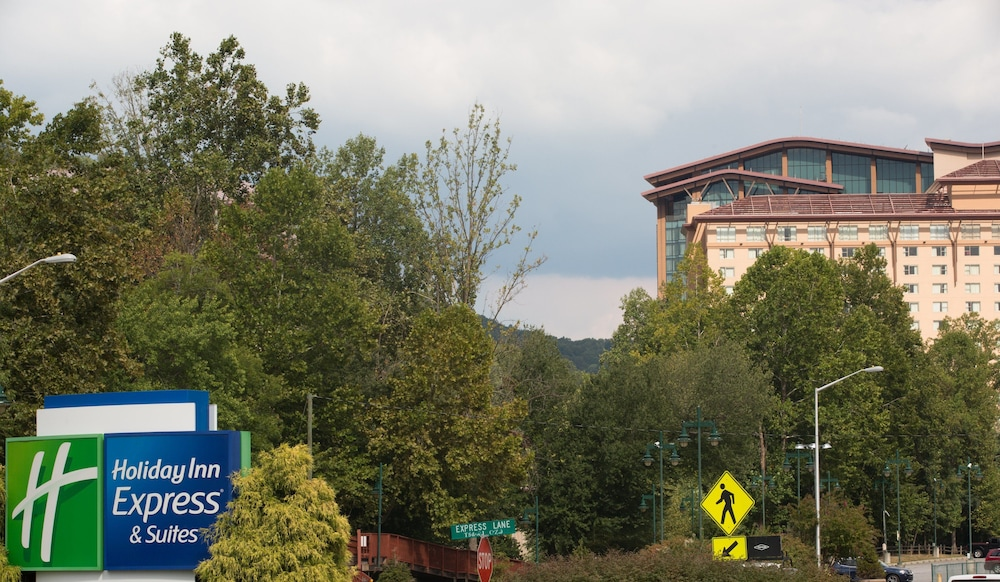 Point of Interest, Holiday Inn Express Hotel & Suites Cherokee / Casino