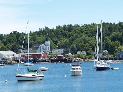 View from Property, Boothbay Harbor Inn
