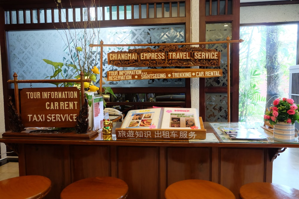 Concierge Desk, Star Hotel Chiang Mai