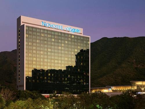香港諾富特東薈城酒店