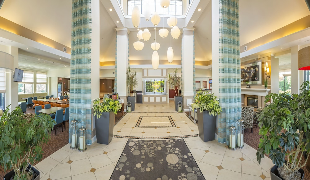 Hilton Garden Inn Plymouth 3.0 Out Of 5.0. Point Of Interest Featured Image  Interior Entrance ...
