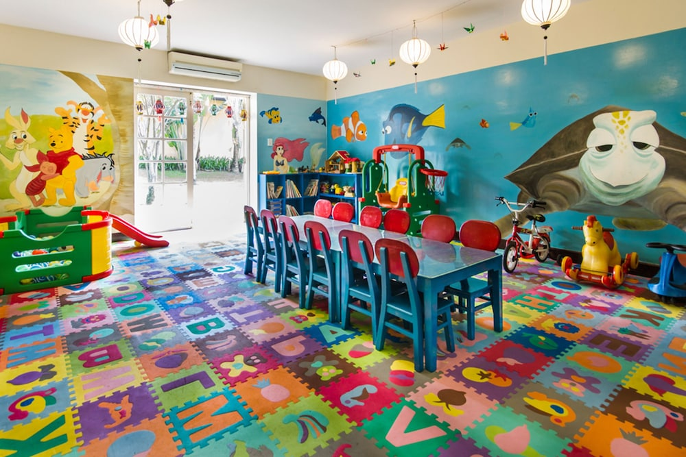 Children's Play Area - Indoor, Victoria Hoi An Beach Resort & Spa