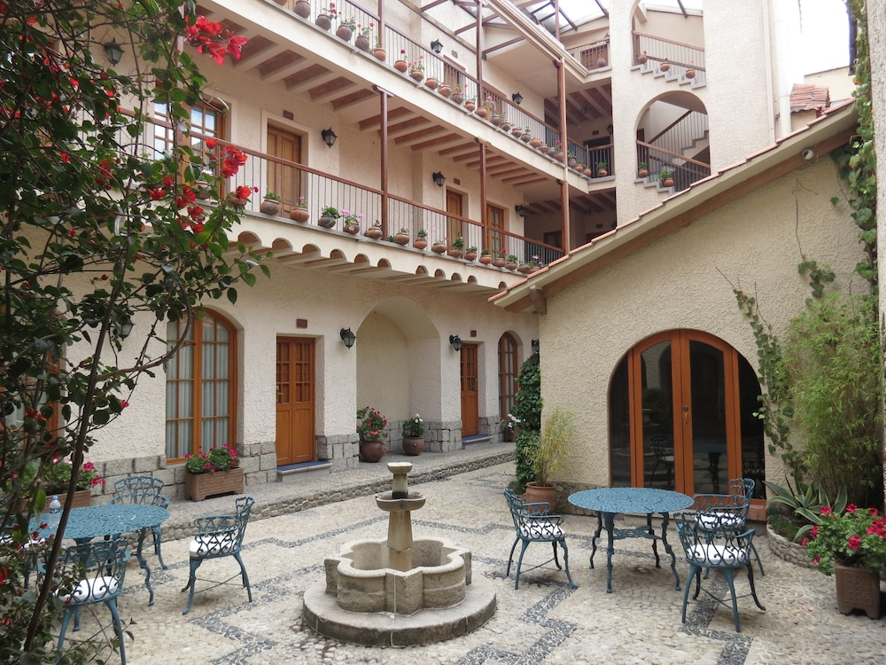 Featured Image, Hotel Rosario La Paz