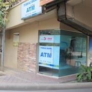 Minibank/bank på stedet