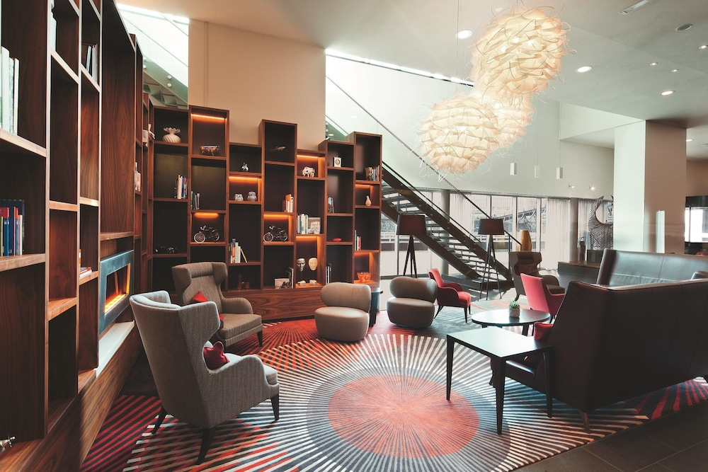 Movenpick Hotel Amsterdam City Centre 4 0 Out Of 5 Aerial View Featured Image Lobby Sitting Area
