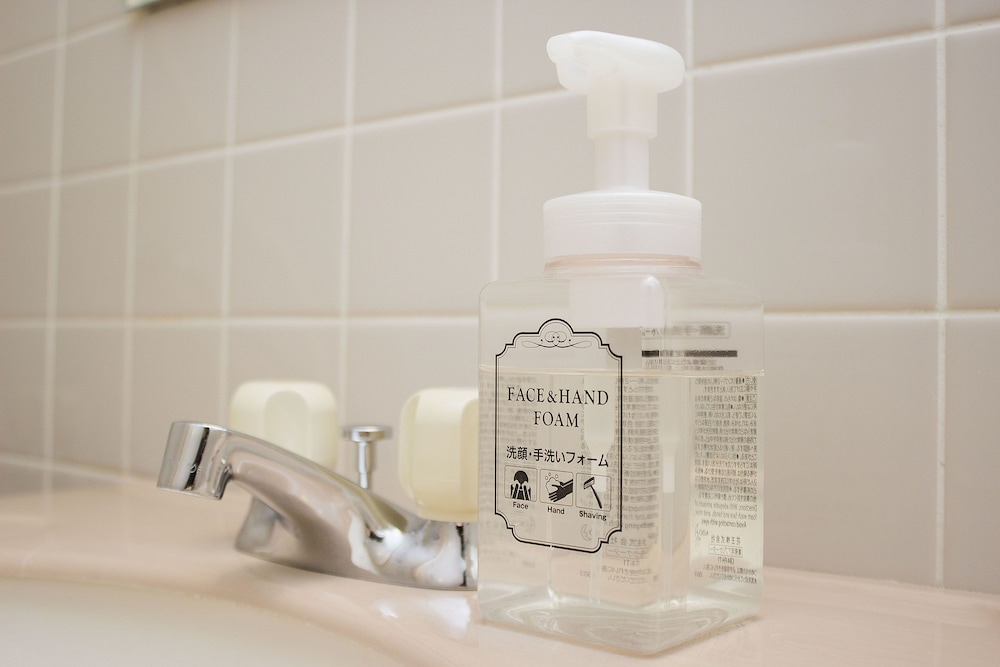 Bathroom Amenities, Hearton Hotel Kyoto