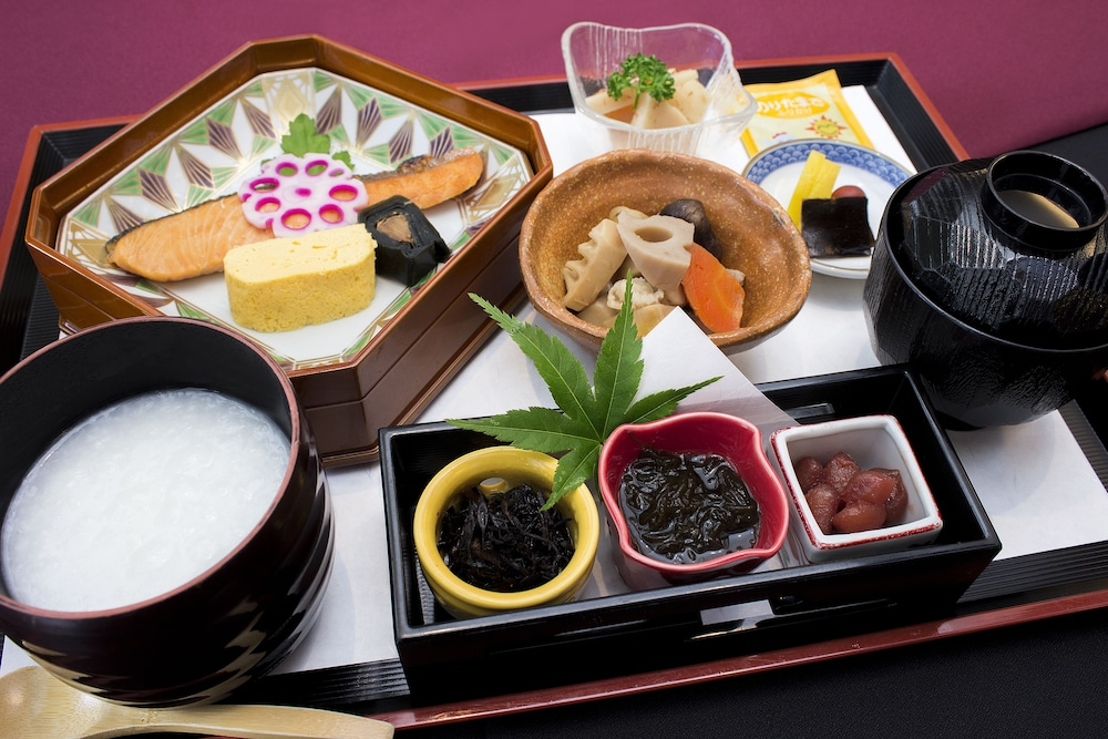 Breakfast Meal, Hearton Hotel Kyoto