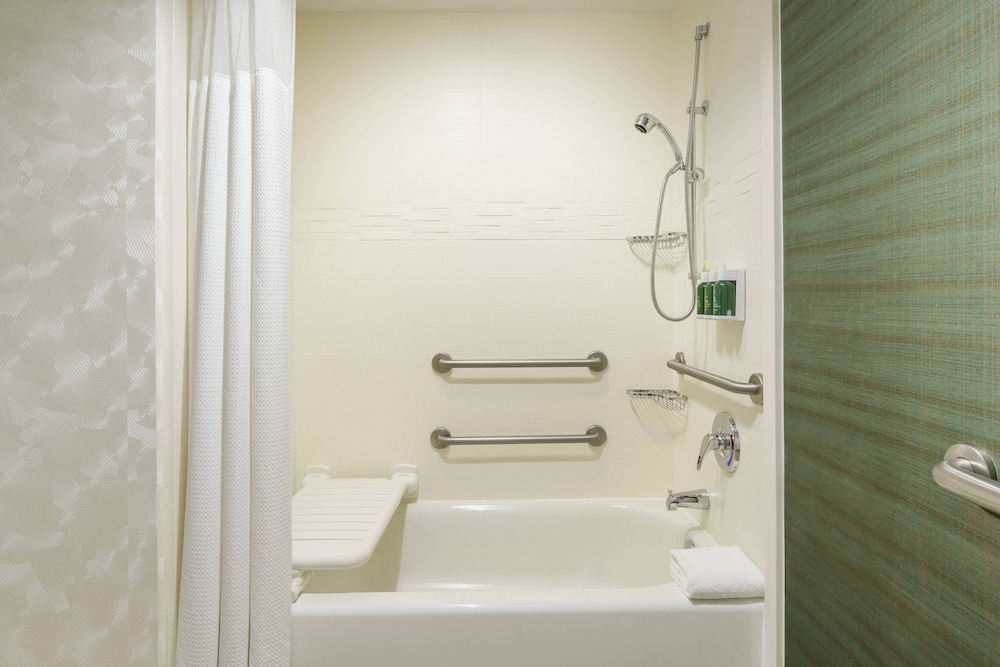 Bathroom, Residence Inn by Marriott Austin Downtown/Convention Center