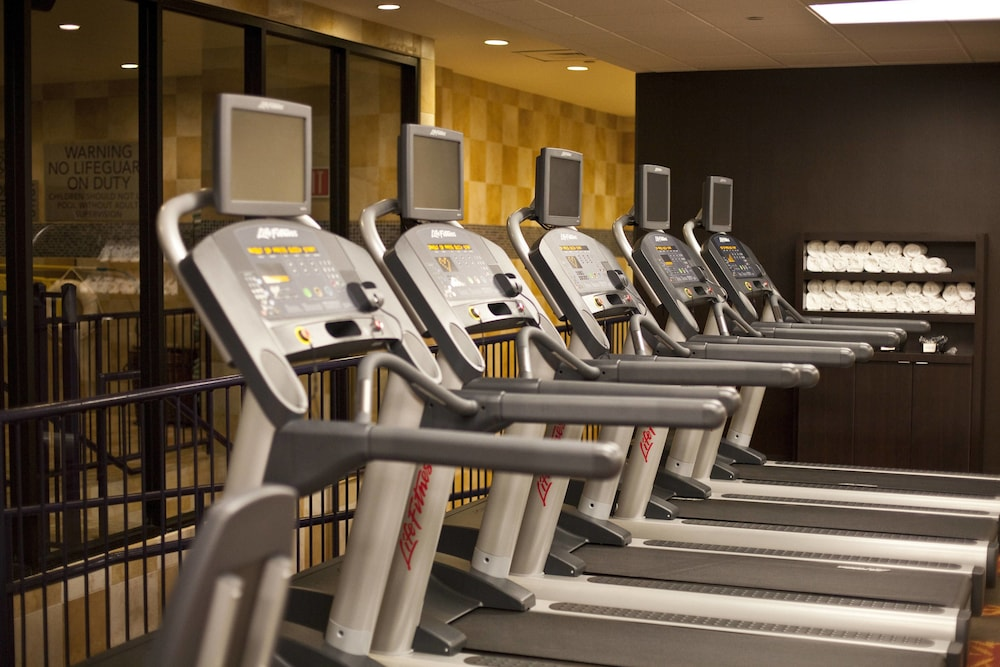 Fitness Facility, Residence Inn by Marriott Austin Downtown/Convention Center