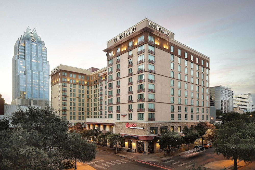 Exterior, Residence Inn by Marriott Austin Downtown/Convention Center