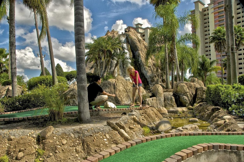 Mini-Golf, Blue Heron Beach Resort