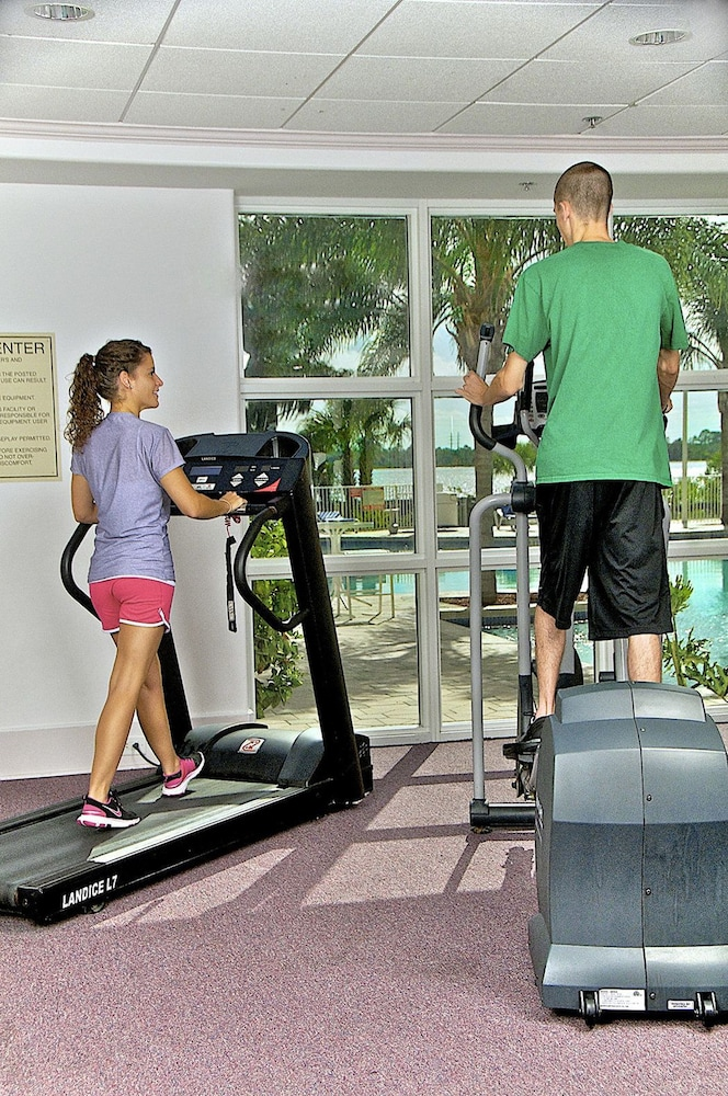 Fitness Facility, Blue Heron Beach Resort