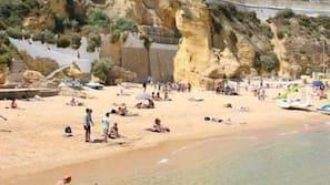 Plage, bar de plage