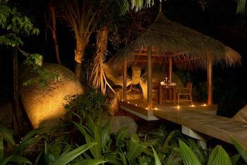 Silhouette Island, Seychelles.