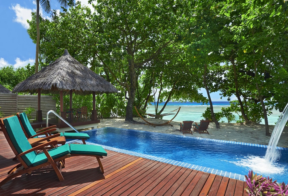 hilton seychelles labriz resort spa in silhouette island hotel rates reviews on orbitz. Black Bedroom Furniture Sets. Home Design Ideas
