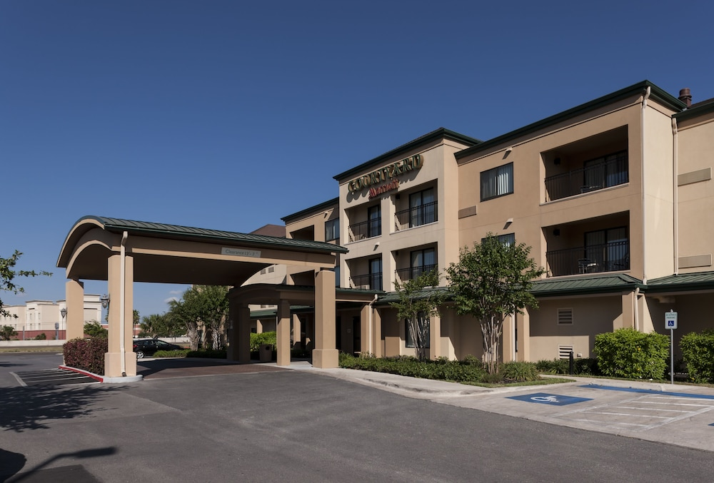 Front of Property, Courtyard by Marriott Brownsville