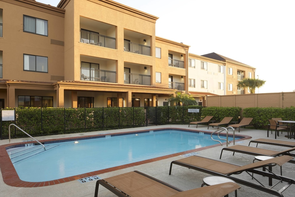 Sports Facility, Courtyard by Marriott Brownsville