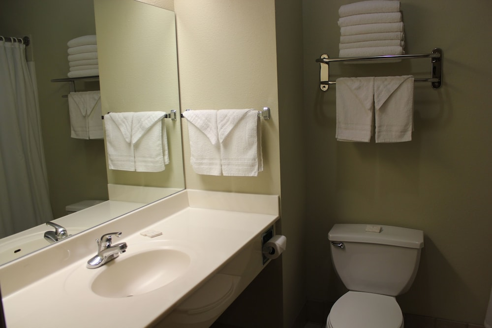 Bathroom, Wesley Inn