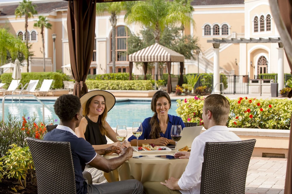 Restaurant, Rosen Shingle Creek
