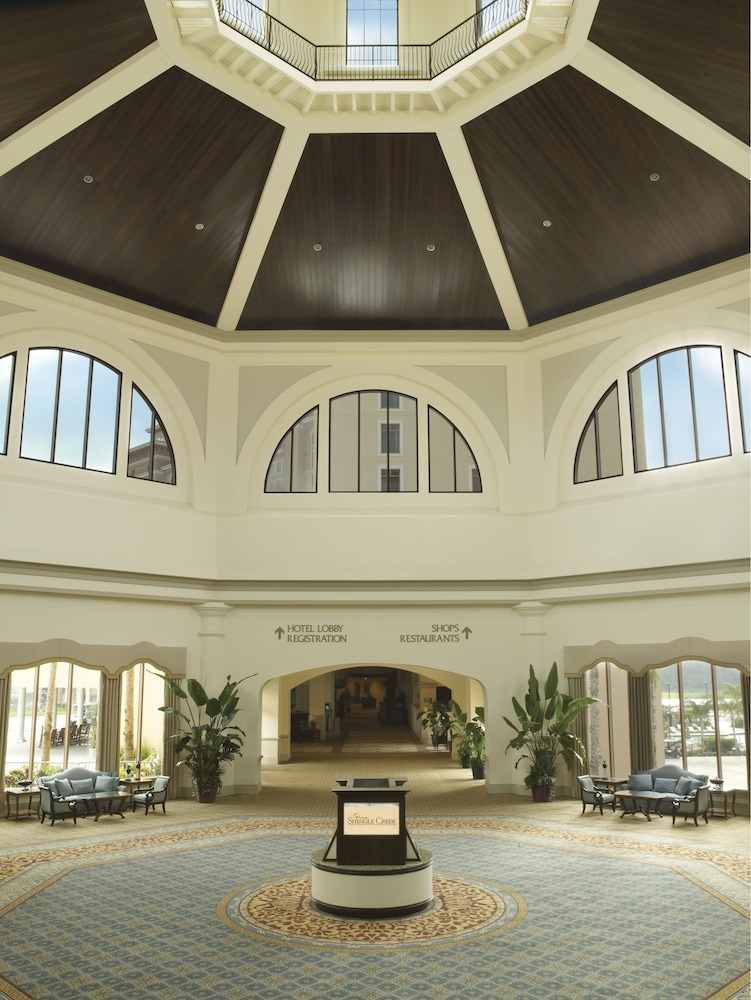 Lobby, Rosen Shingle Creek