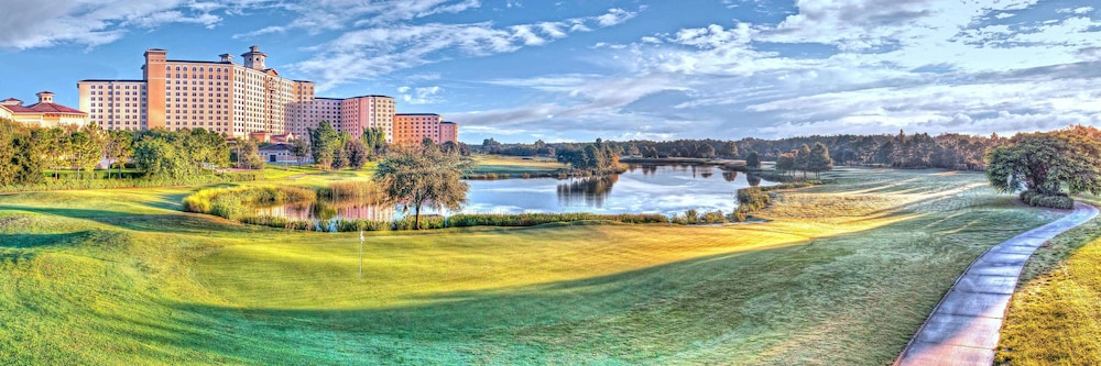 Property Grounds, Rosen Shingle Creek