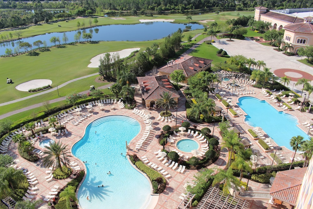 Aerial View, Rosen Shingle Creek