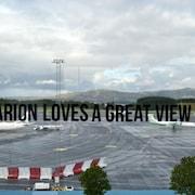 Utsikt fra hotellet