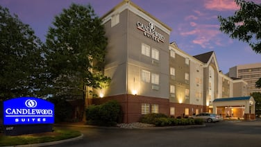 Candlewood Suites Virginia Beach Town Center, an IHG Hotel