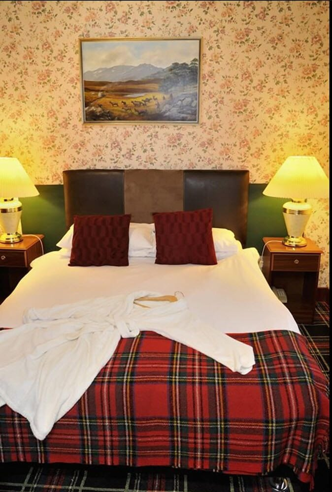 Room, Loch Ness Lodge Hotel