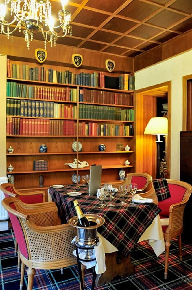 Dining, Loch Ness Lodge Hotel