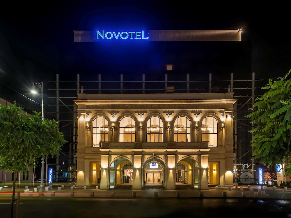Casino, Novotel Bucharest City Centre