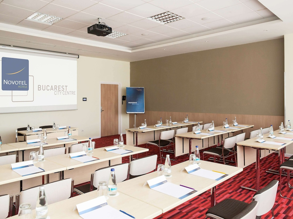 Meeting Facility, Novotel Bucharest City Centre