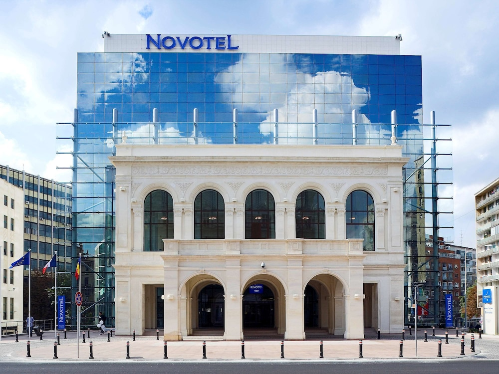 Featured Image, Novotel Bucharest City Centre